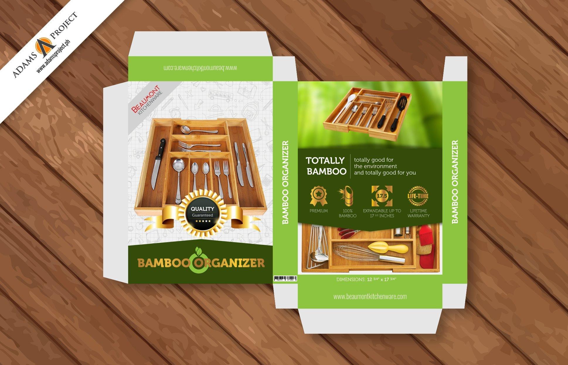 Bamboo-Organizer