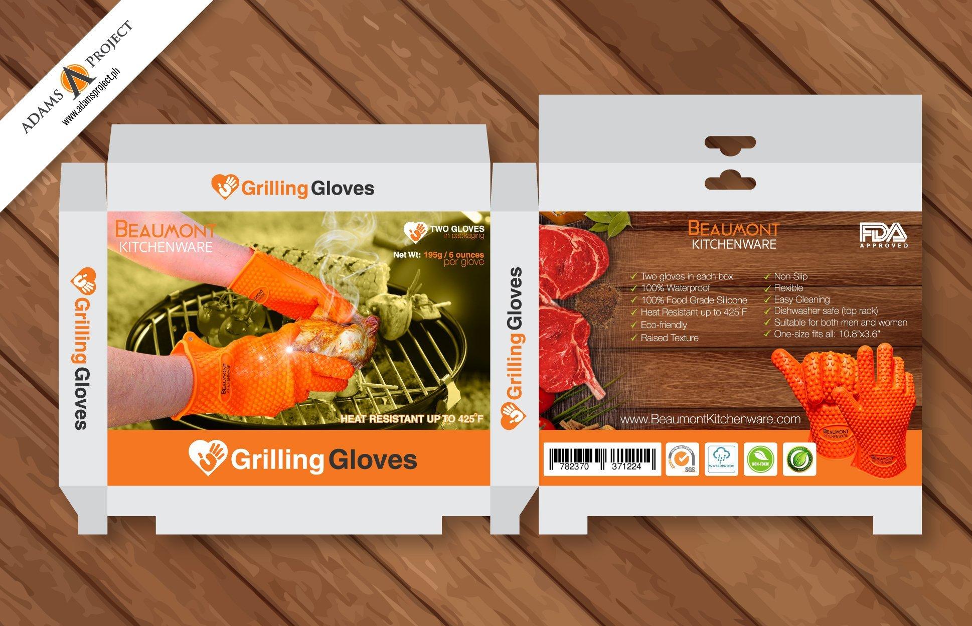 Grilling-Gloves