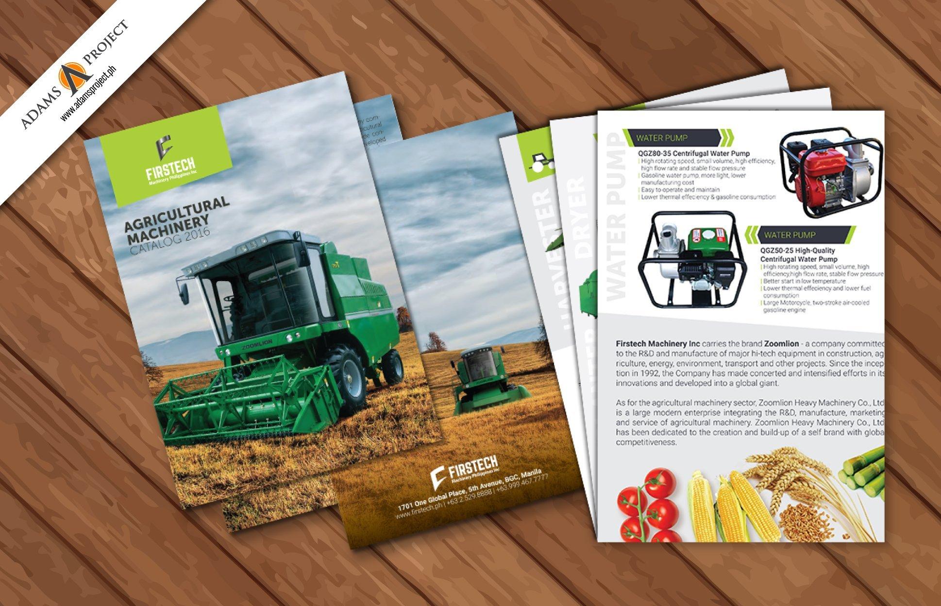 brochureFirstTech