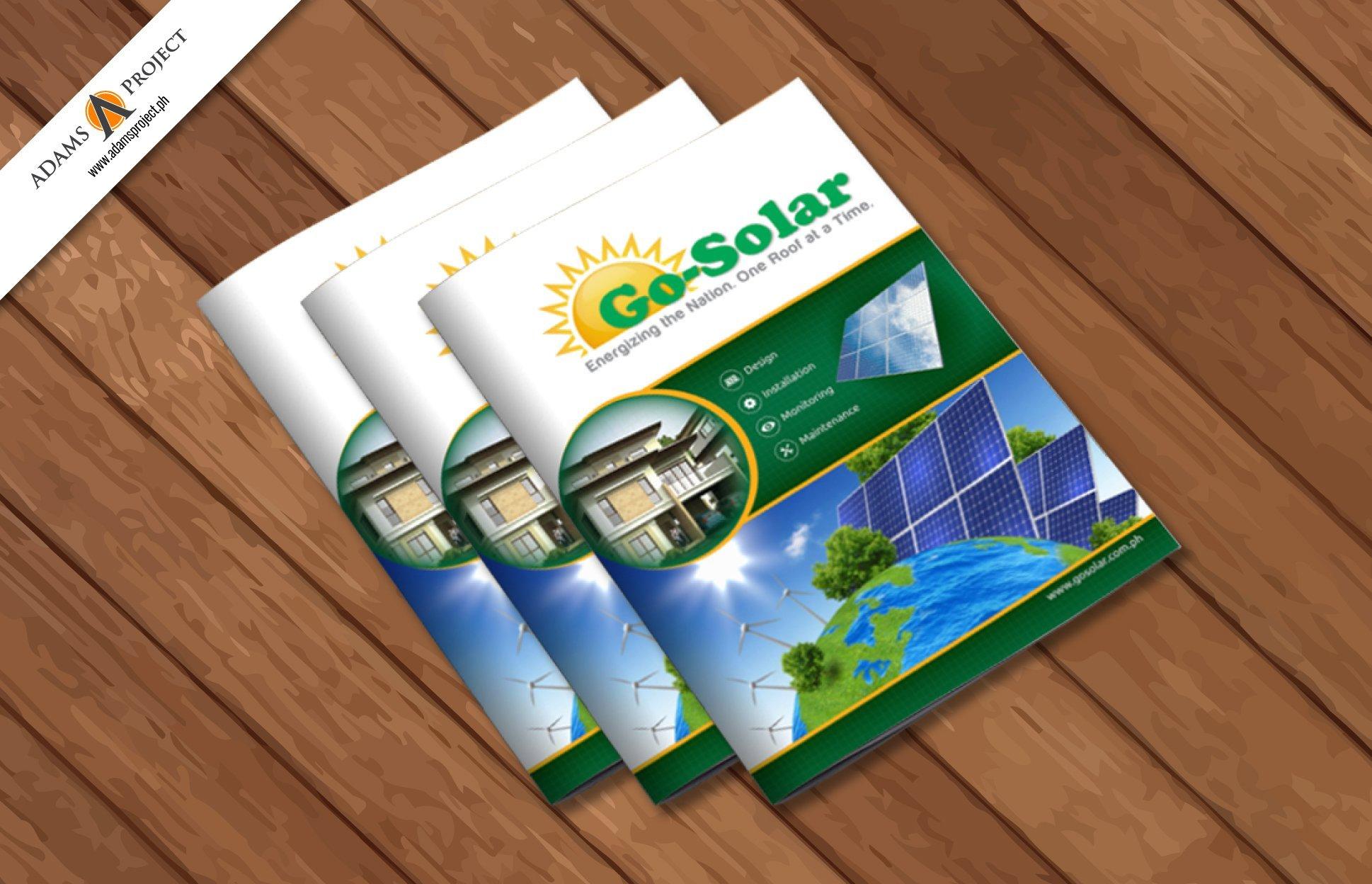 brochureGoSolar