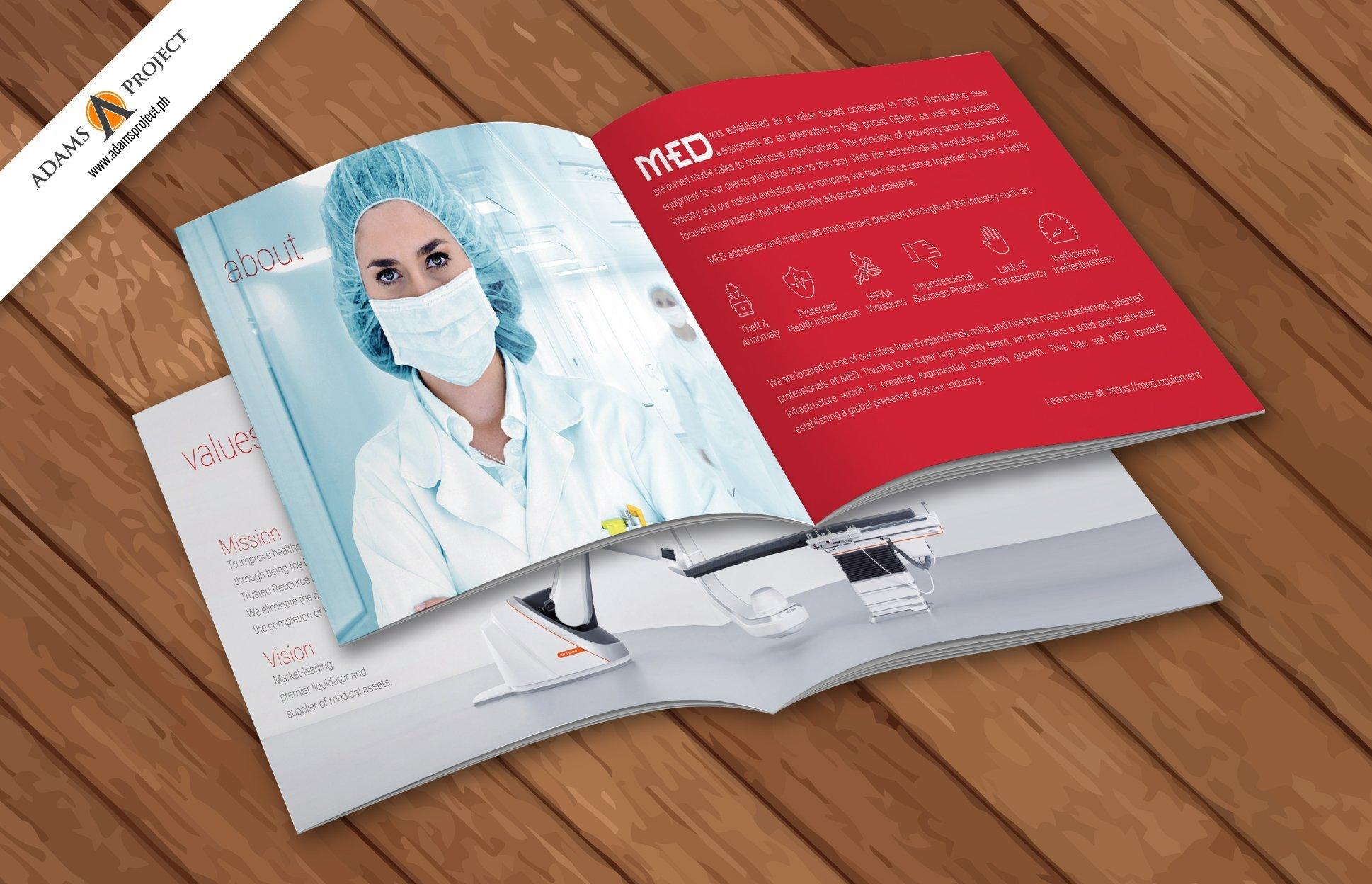 brochureMED