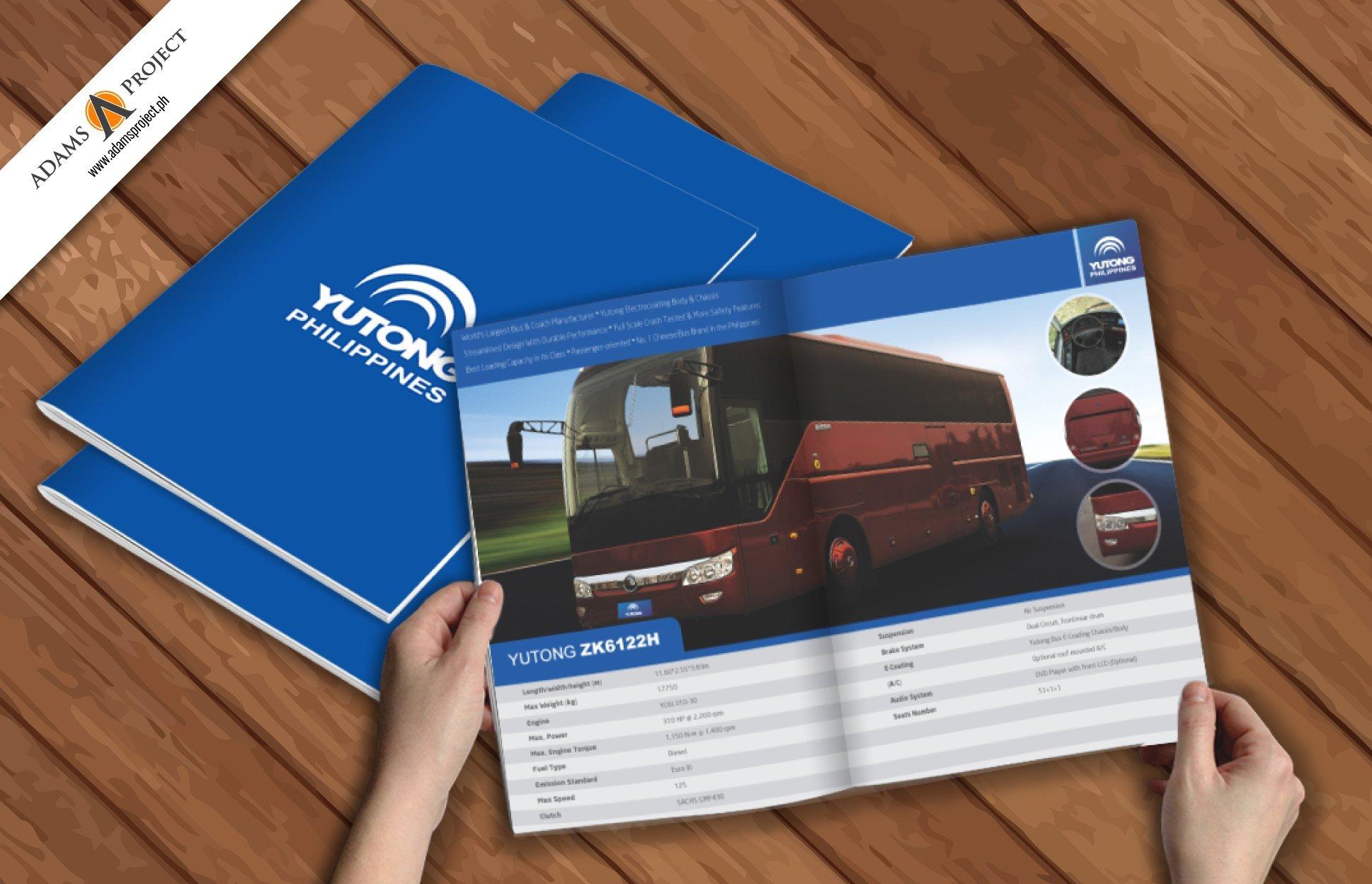 brochureYutong