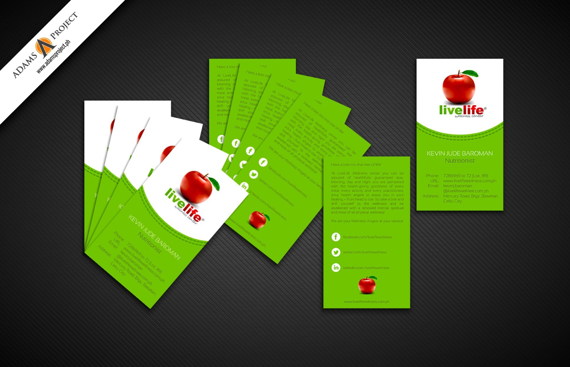 businessCardLiveLife