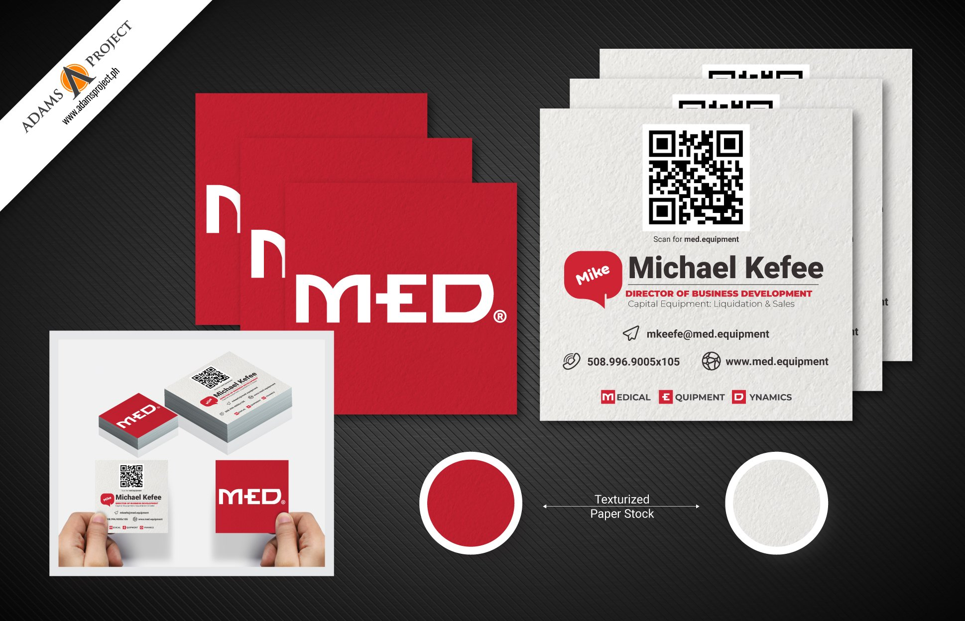 businessCardMED