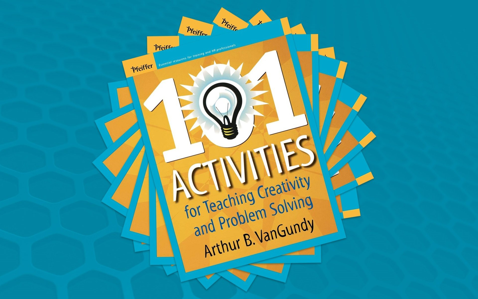 101 Activities for Teaching Creativity and Problem Solving 1