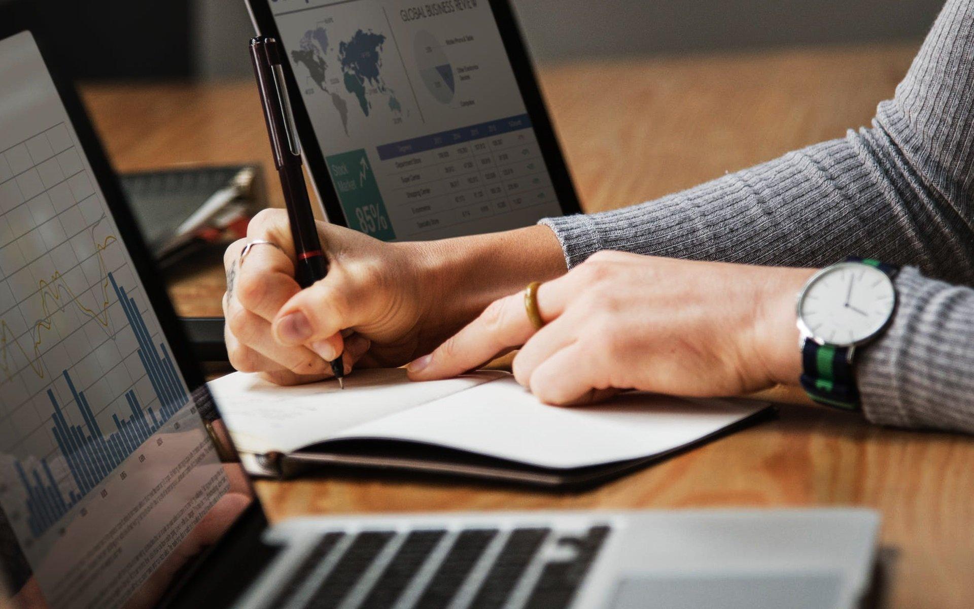 Finance For Freelancers Head Image