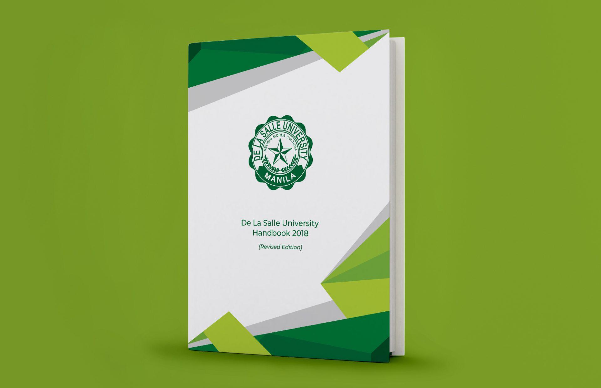 De La Salle University Handbook 2018 (Perspective)